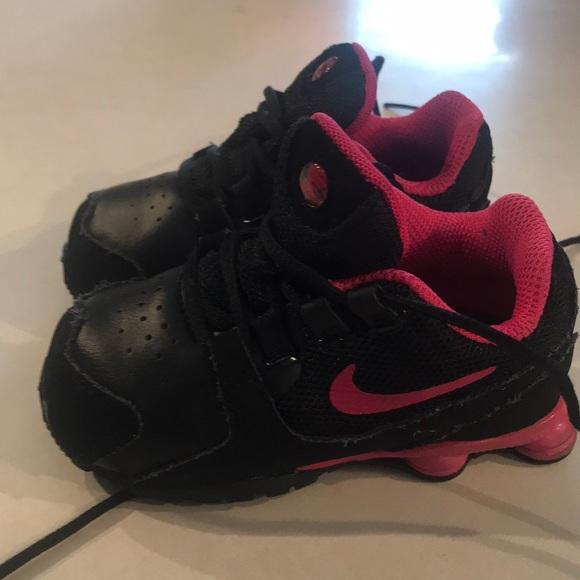 buy popular ec039 43b90 Baby Toddler Nike Shox. M 5bed94cc3e0caa8862ffcdda